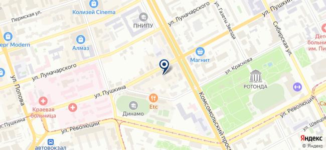 УралПромКомплект на карте