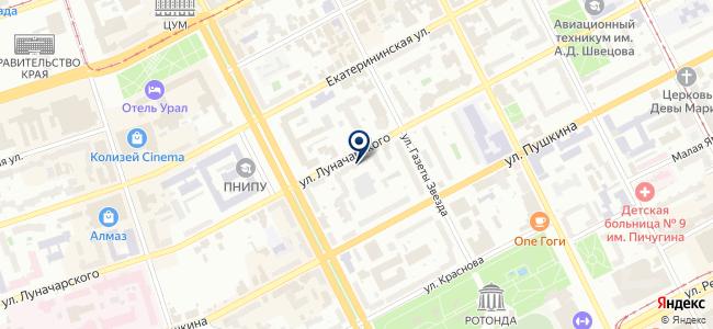 УралКомплектСервис на карте