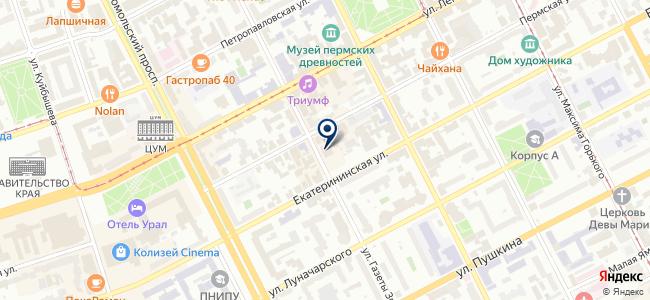 Проминформ, ЗАО на карте