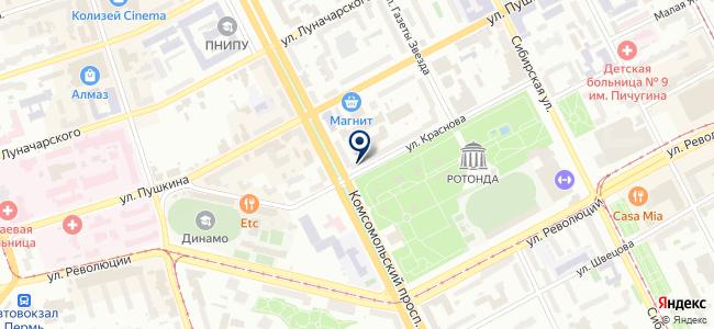 Инсталл, ООО на карте