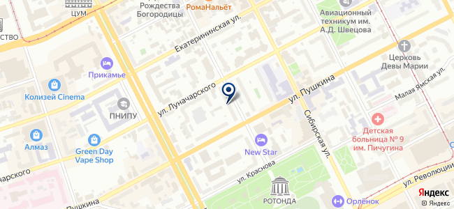 АгроТрейдБилдинг на карте