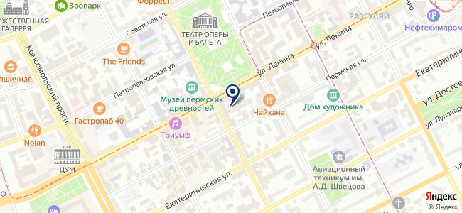 МЕХАНИЗМ, ООО на карте