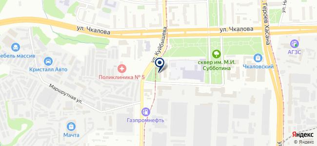 Электромонтажная компания+, ООО на карте