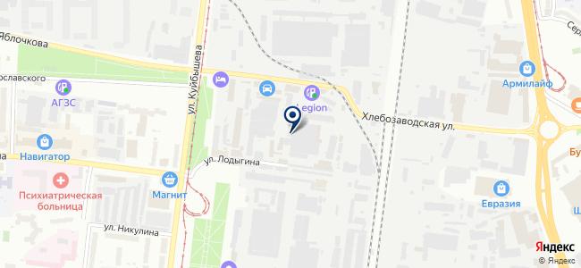 ЭИЛ, ООО на карте