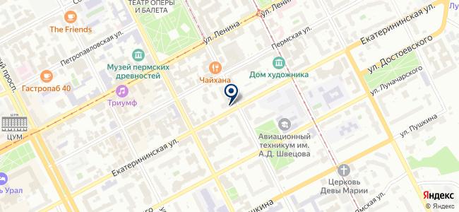 УралПром, ООО на карте