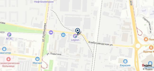 УДачный инструмент на карте