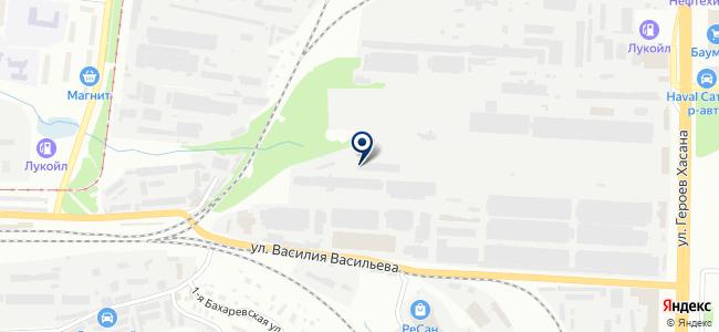 Пермский завод грузоподъемного оборудования на карте