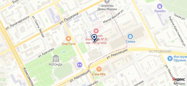Электро-сантехник на карте