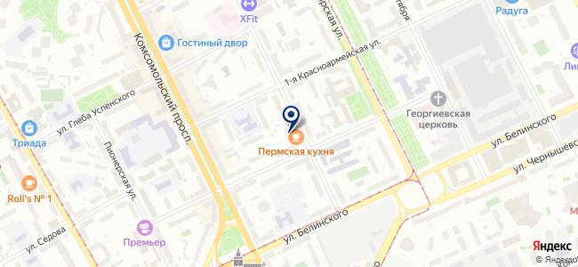 Информационная безопасность на карте