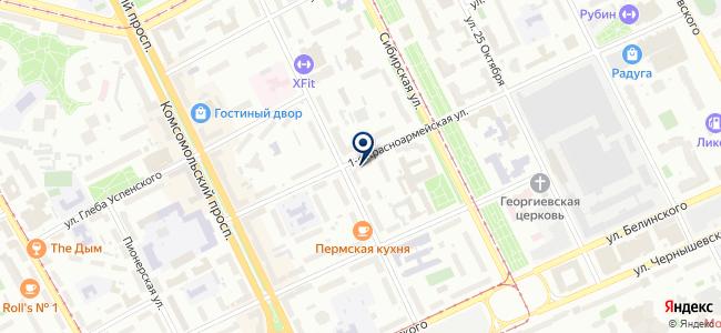 ПроКлимат на карте