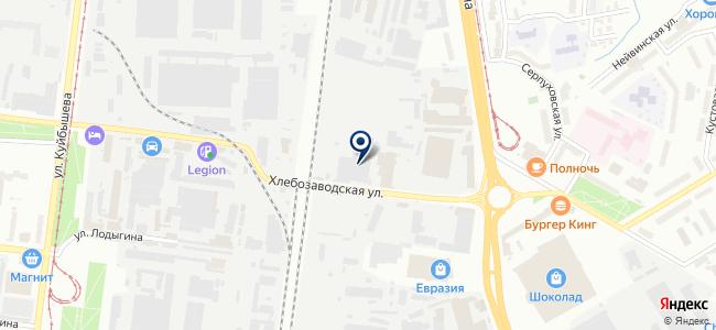 Пермский завод электромеханических изделий, ООО на карте