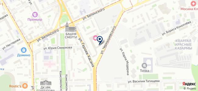 ТехноСпецГрупп на карте
