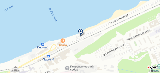 УралЭкоСтрой на карте
