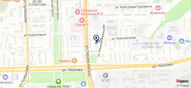 Пермь Электро Сервис на карте