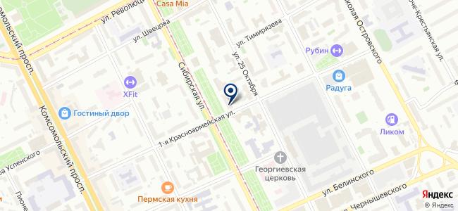 Фирма Элтеп, ООО на карте