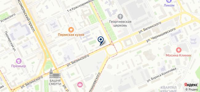 УралСтройЭлектромонтаж на карте