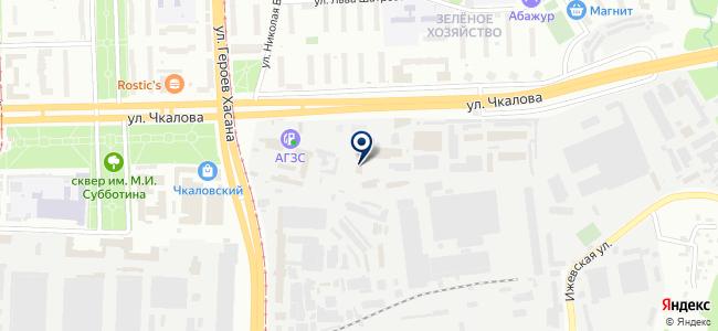 ТрейдТех на карте