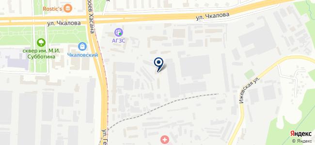 Фора-Форс на карте
