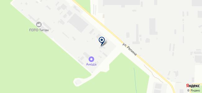 Стройснаб-1, ООО на карте