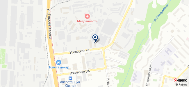 Оригинал-Интерьер на карте