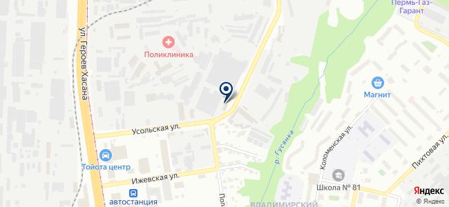 Энергокомплект-Сервис, ООО на карте