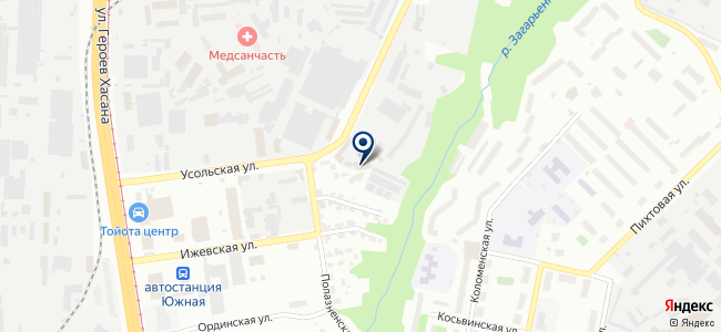 Монтаж и Наладка, ООО на карте