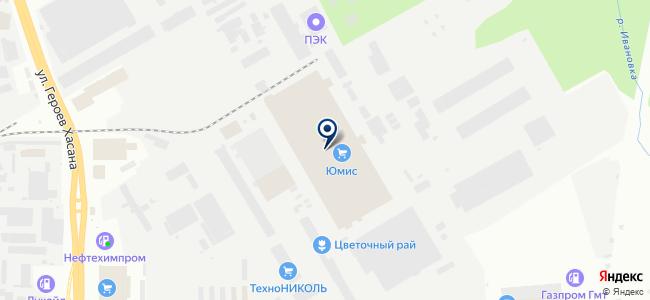 Центр Комплектации на карте