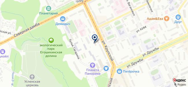 Кабель-Сервис-Комплект на карте