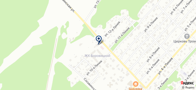 ЭлектроСоюз, ООО на карте