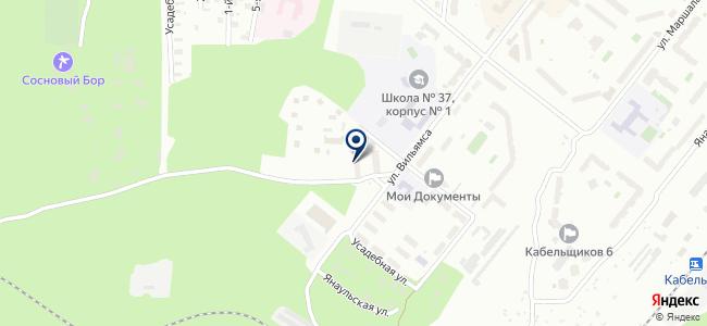 Кабель-Пром на карте