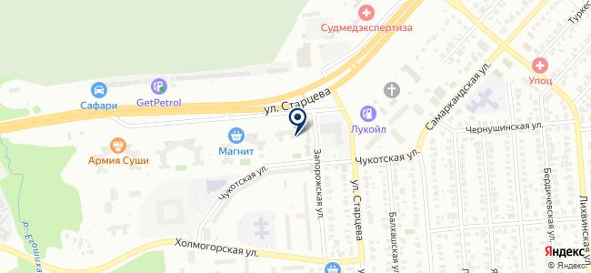 ХИМИКО-Сервис на карте