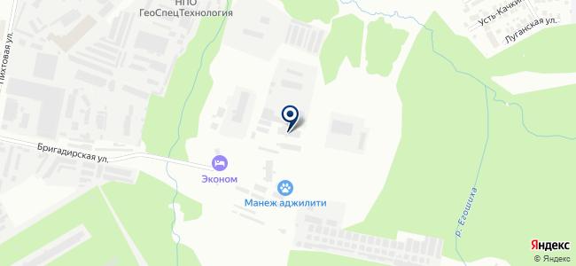 ЭлРос на карте