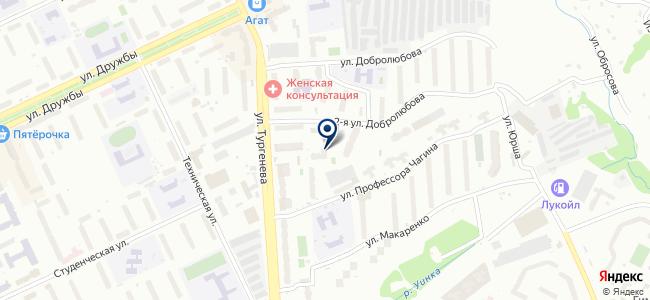 ПетроИнТрейд-Пермь на карте