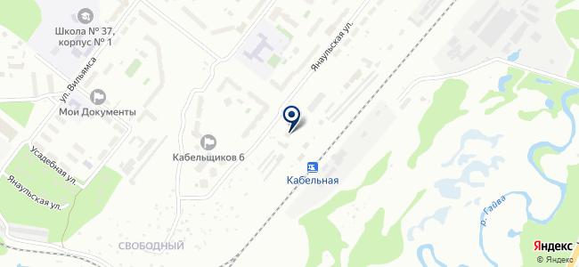 ПермЭнергоСтройКомплект на карте