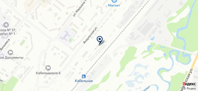ЭлектроТехСнаб на карте