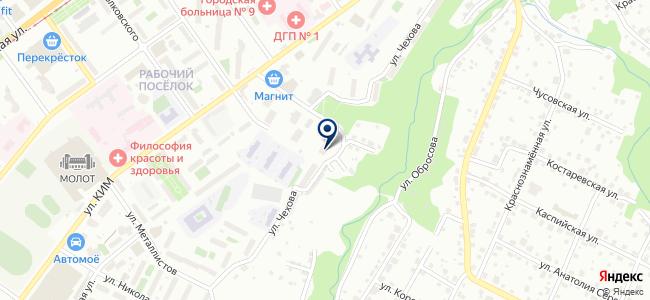Снаб Ресурс на карте