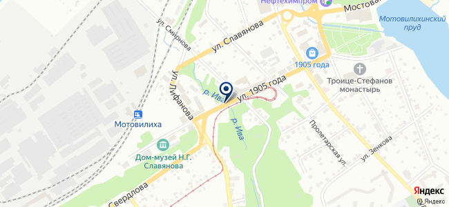GSM-ГРАД на карте