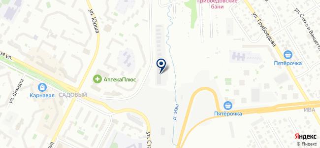 РеМарк-Авто на карте