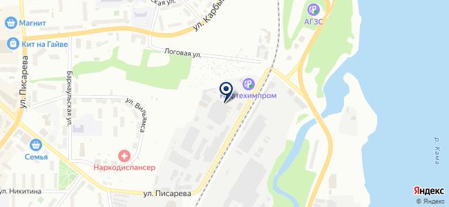 Промкабель, ООО на карте