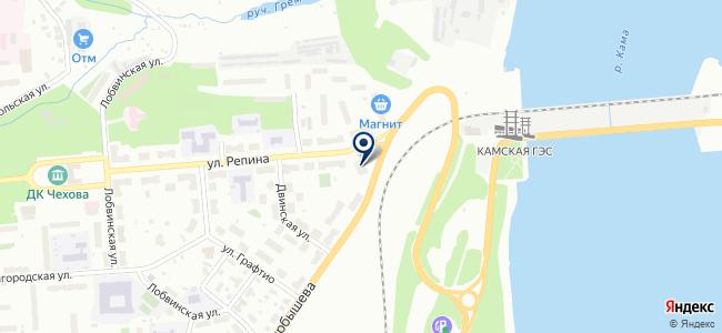 Кабельный центр, ООО на карте