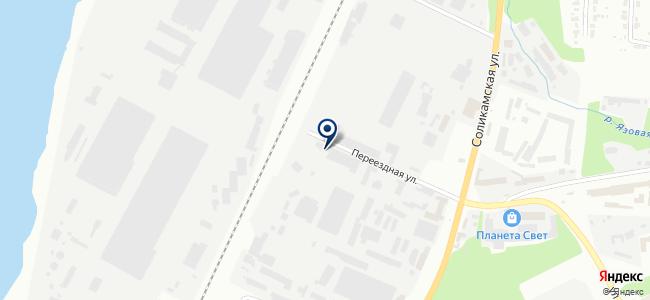Рос Автоматика на карте