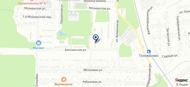 Пермэнергосбыт, ОАО на карте