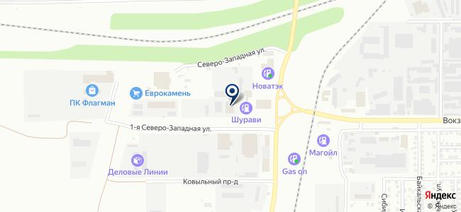 ЭНЕРГИЯ, ООО на карте