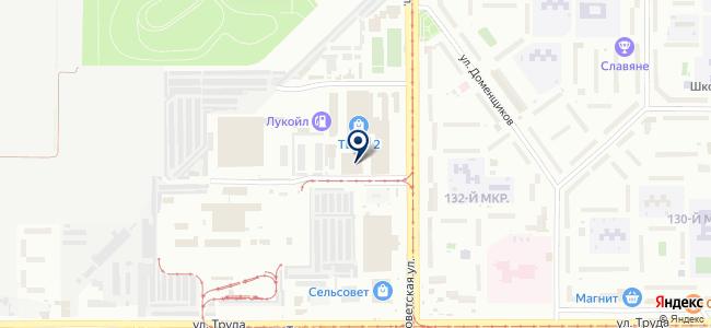 СТРОЙ СЕРВИС на карте