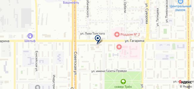 Промсервис-Магнитогорск на карте