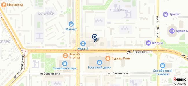 АльфаСвет на карте
