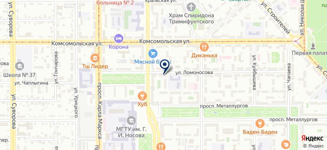 Энерго-Люкс, ООО на карте