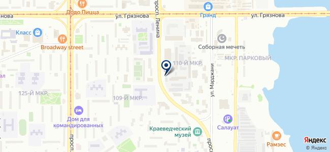 ЭраСвет на карте