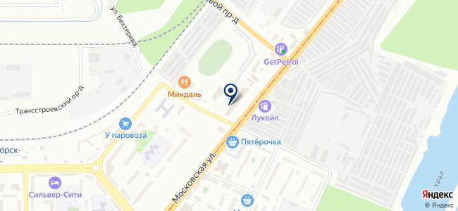NISSAN & MITSUBISHI на карте