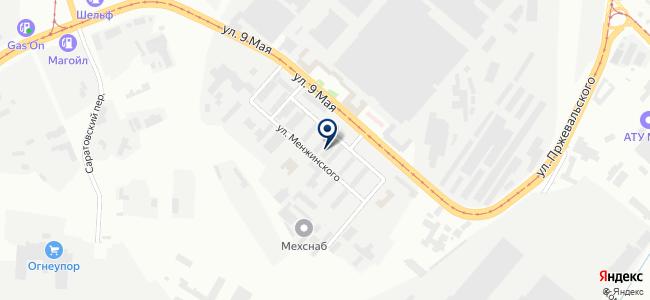 Проммонтажавтоматика, ЗАО на карте